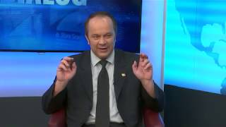 [Dialog] 21.01.2019 Nova24TV - Gost mag. Branko Grims