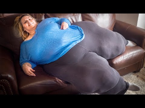 I Want The World's Biggest Hips Even If It Kills Me: HOOKED ON THE LOOK
