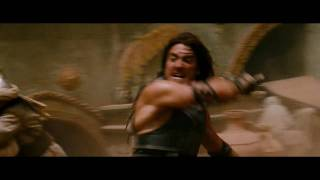 Prince Of Persia: The Sands Of Time HD MOVIE TRAILER