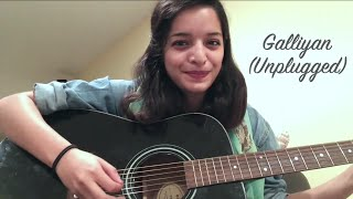 Galliyan (Unplugged), Shraddha Kapoor,  Ankit Tiwari - Ek Villain (Cover by Lisa Mishra)