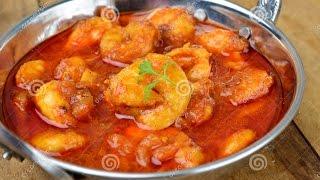 Prawn Curry masala (झींगा करी मसाला) Recipe by Make Food