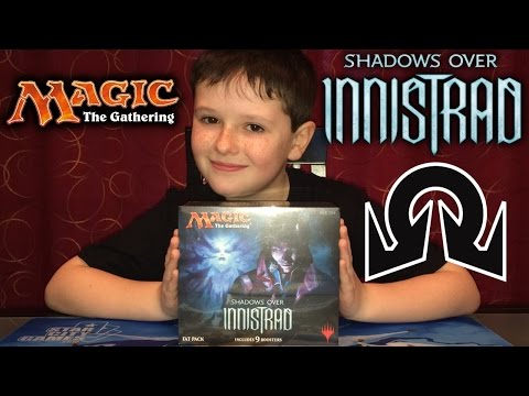 BEST MTG Shadows Over Innistrad Fat Pack Opening! FOIL Mythic! Planeswalkers! Awesome Rares!