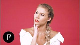 Bold Beauty How-To: Major Lips & Lids