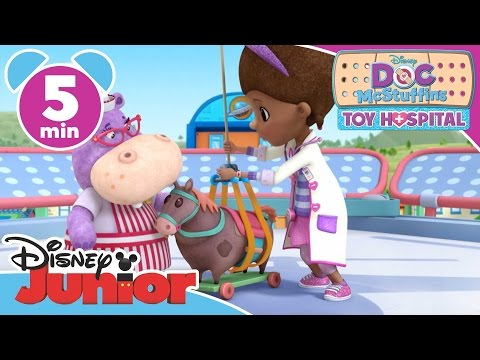 Doc McStuffins: Toy Hospital | Rescue At The Ranch | Disney Junior UK