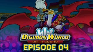Digimon World Data Squad - Ep 4 - Mirage Museum & Barbamon Boss!
