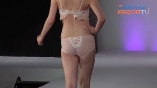 Sophisticated Chinese lingerie (Aimer Fashion Show Pt 2)