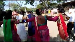 Mandal.marriage aadivasi dance