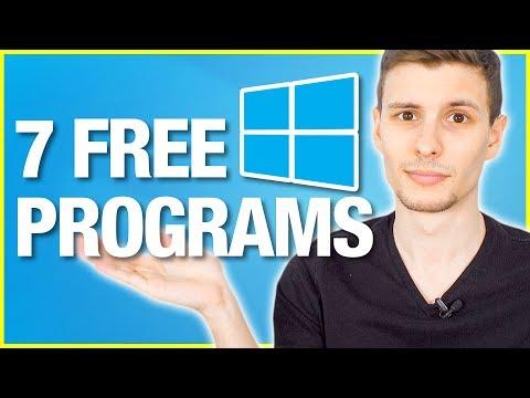 Xxx Mp4 Top 7 Free Windows Programs You Need Right Now 3gp Sex