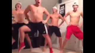 DEM WHITE BOYZ   DANCE AND TWERK VINES Compilation   Top Viners ✔