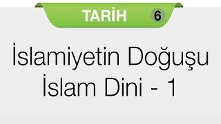 Türklerin İslamiyeti Kabulü - İslamiyetin Doğuşu ve İslam Dini - 1