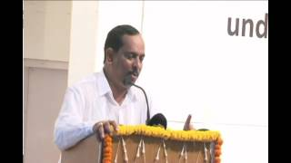 Shri. Ananta Narayan Jena, Mayor, Bhubaneswar Municipal Corporation - Speech at Launch Event