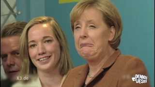 Extra3 Song: Merkels Pokerface (HD)