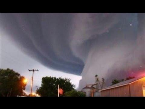Tornado Mammoth Dasyat Gulung Oklahoma Banyak Korban Jiwa
