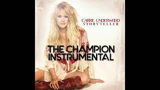 The Champion - Carrie Underwood ft. Ludacris(Instrumental)