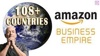 Amazon Business Empire ($900+ Billion)   Jeff Bezos   How big is Amazon?