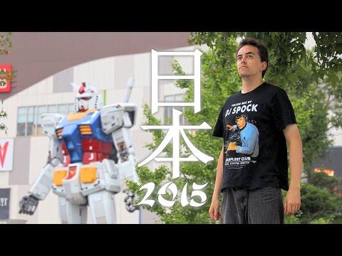Japan 2015 Part 1 - Itasha, Cosplay, Tokyo Game Show, Fireworks