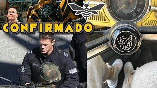 NOVEDADES en Transformers 6 SPIN OFF Bumblebee