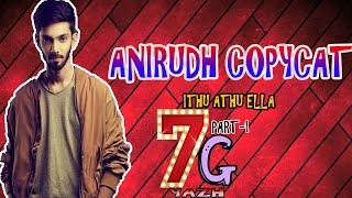 Anirudh copycat songs
