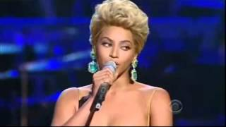 Beyonce, At Last, di Etta James