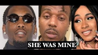 Offset COMES FOR Sauce Walka SAying He DIssing on Insta, Walka EXPOSES Offset and Cardi B He HAD HER