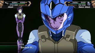 Super Robot Wars V (EN) -  Gundam 00: A wakening of the Trailblazer Final Fight (Stage 48)