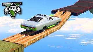 GTA V Online: SKILL TEST com o CARRO do TORETTO!!