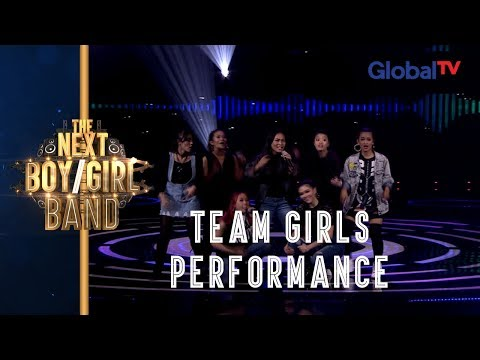 Xxx Mp4 Super Hot Team Girl Perform Sambil Beatbox The Next Boy Girl Band GlobalTV 3gp Sex