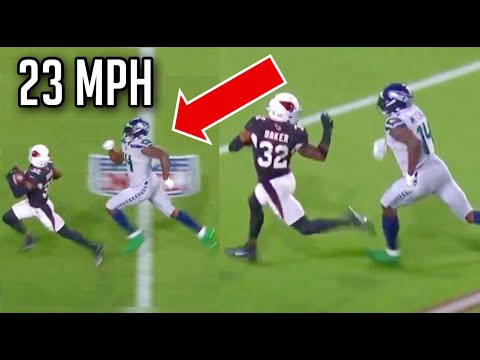 NFL Craziest Athletic Moments of Weeks 7 8 HD