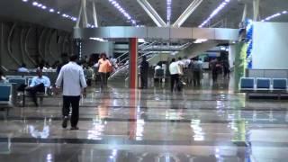 New International Terminal Building NITB Trivandrum.mp4