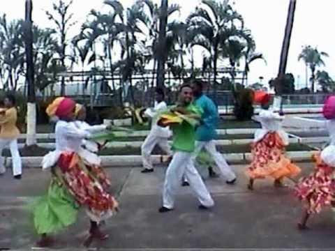 Tambor Tureño Y Turen En Danza Calipso