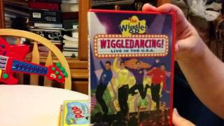 Kiana's The Wiggles DVD Collection! 5000 Subscriber Special!