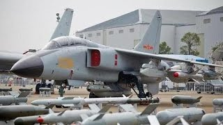 China Air Force military exercise Red-Sword 2016