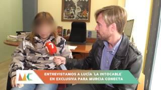 Murcia Conecta entrevista en exclusiva Lucía
