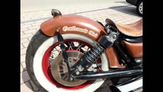 1400 Intruder Hot Rod, Bobber