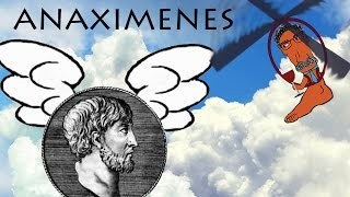 ANAXIMENES and AIR - History of Philosophy with Prof. Footy