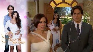 La boda de Simona y Octavio   Corazón indomable - Televisa