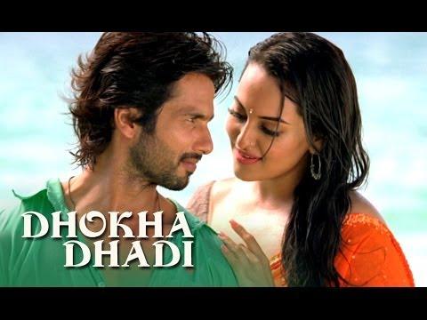 Shahid Gives a Dhokha - R...Rajkumar   Shahid Kapoor & Sonakshi Sinha  