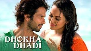 Shahid Gives a Dhokha - R...Rajkumar | Shahid Kapoor & Sonakshi Sinha |