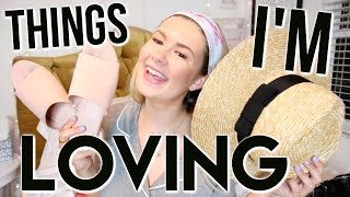 Things I'm LOVING Right Now | May Favorites