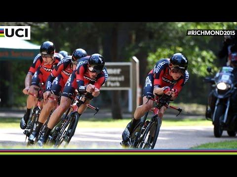 Men's Team Trial Highlights - 2015