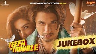 Teefa In Trouble - Full Movie Audio Jukebox | Ali Zafar | Maya Ali | Faisal Qureshi | Aima Baig