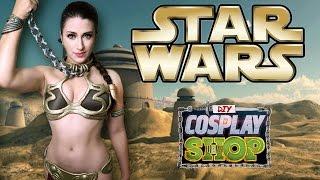 Princess Leia - Star Wars - DIY COSPLAY SHOP