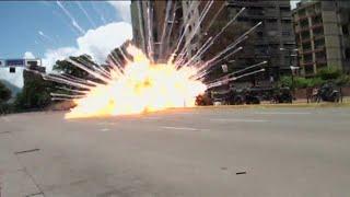 Explosões e mortes: o violento dia de eleição da Assembleia Constituinte venezuelana