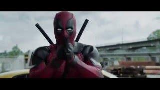 Mega Trailer extendido de Deadpool de 5 minutos en Español latino