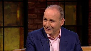 """Everything's through the lens of how it's perceived"" - Micheál Martin 