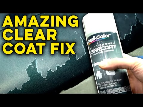 Xxx Mp4 Can You Repair Badly Damaged And Peeling Clear Coat 3gp Sex