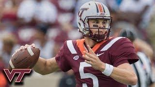 Virginia Tech QB Ryan Willis Top Plays 2018
