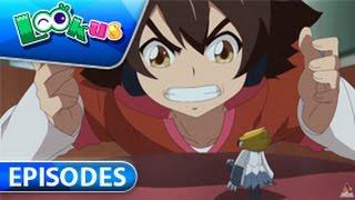 【Official】Zinba (English) - Episode 42