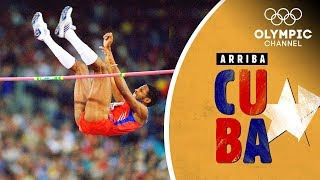 The Training Secret Behind Cuba's High Jump Legend | Arriba Cuba