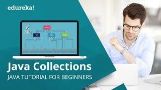 Java Collections | Collections Framework in Java | Java Tutorial For Beginners | Edureka